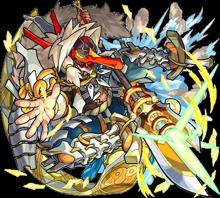 モンスト】【】みちひらきの神 サルタヒコ攻略モンスト攻略ZONE